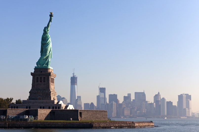 voyage états-unis new york