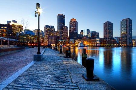 voyage états unis boston