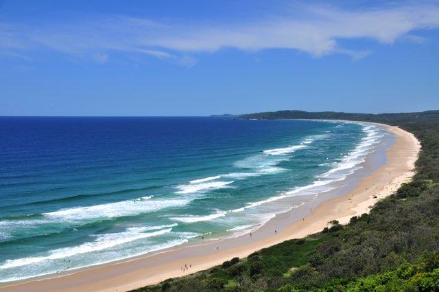 voyage australie byron bay