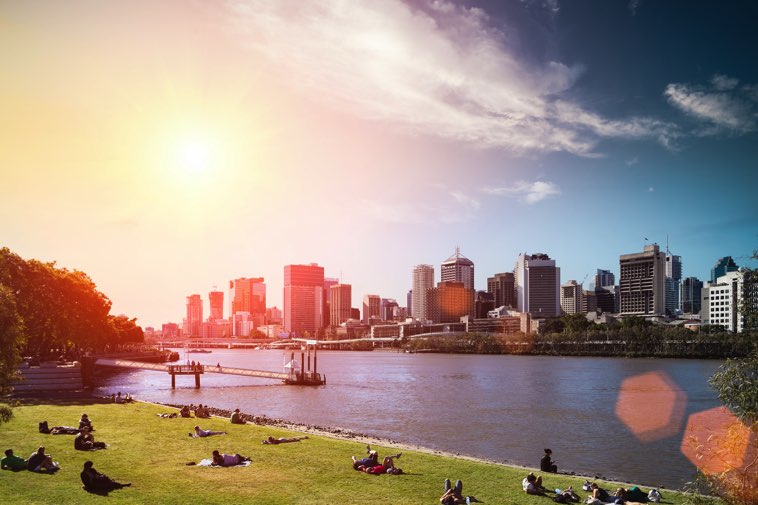 voyage australie brisbane
