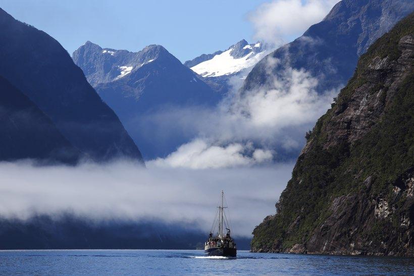 voyage nouvelle zelande te anau fiordland