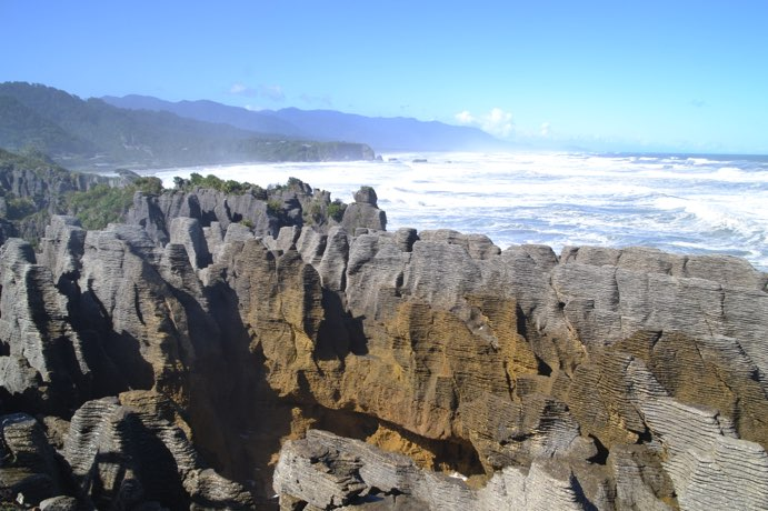 voyage nouvelle zelande punakaiki