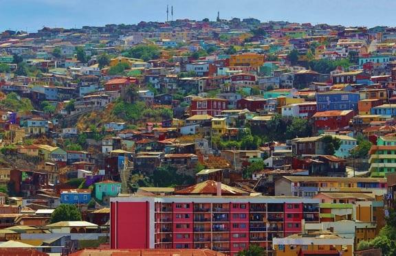voyage chili valparaiso