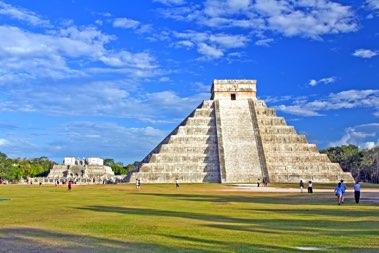 voyage road trip mexique chichen itza