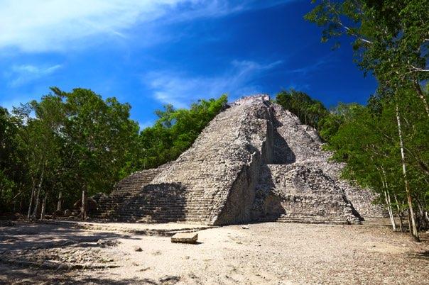 voyage mexique yucatan temple maya