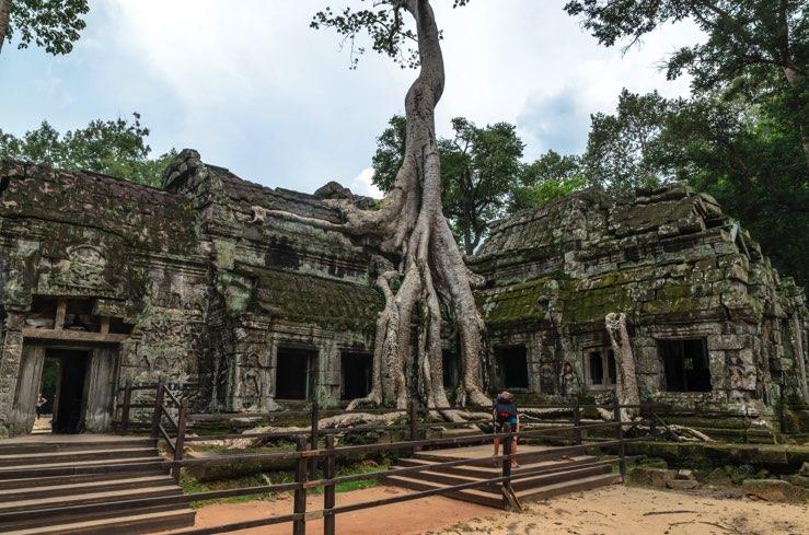 voyage cambodge angkor vat