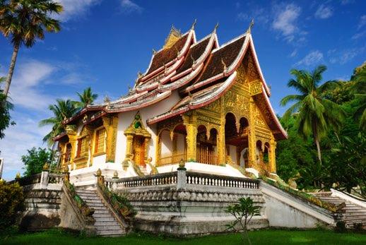voyage laos temple