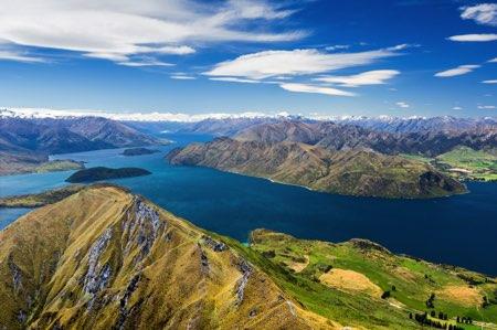 voyage nouvelle zélande wanaka