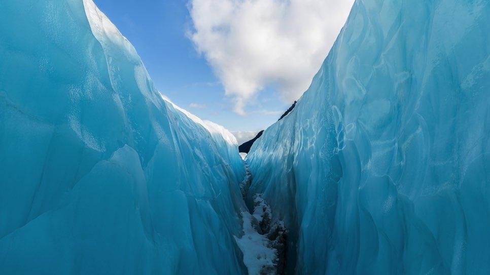 voyage nouvelle zélande fox glacier