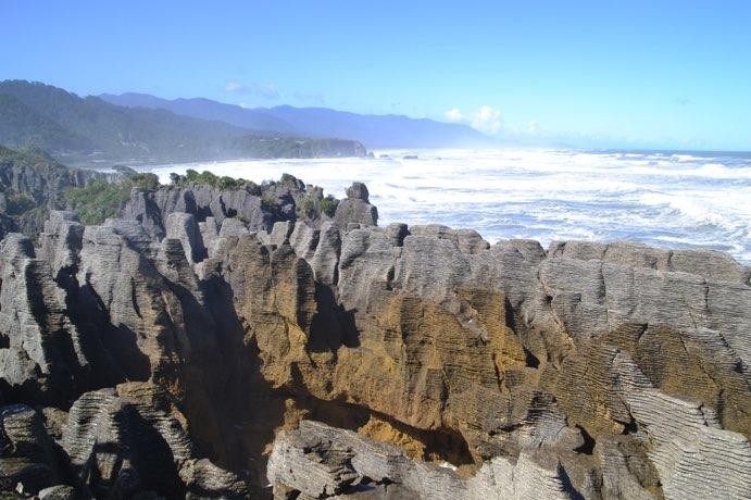 voyage nouvelle zélande punakaiki