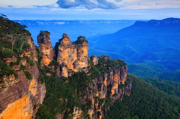 voyage australie blue mountains