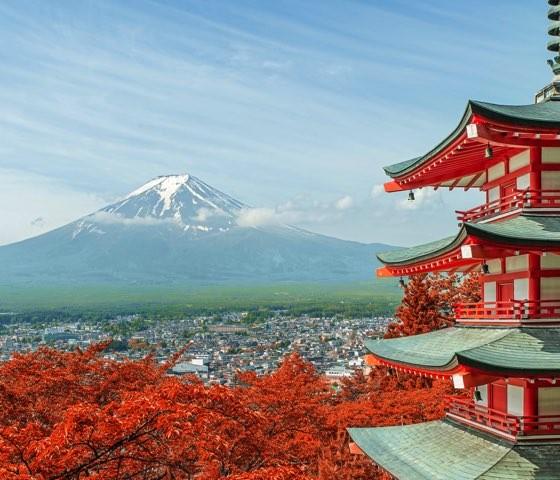 voyage japon mont fuji