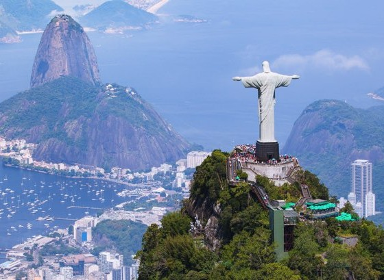 voyage brésil Rio de Janeiro
