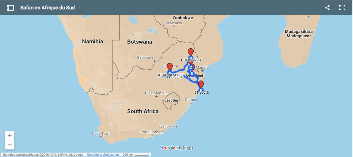 road trip afrique du sud voyage safari