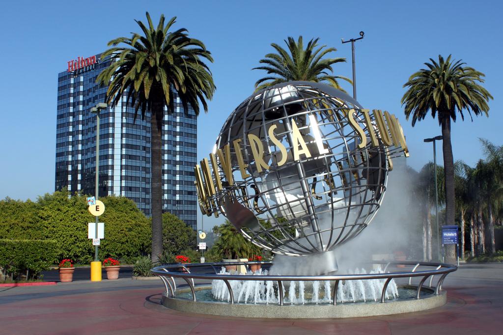 Universal Studio hollywood voyage USA ouest amérique