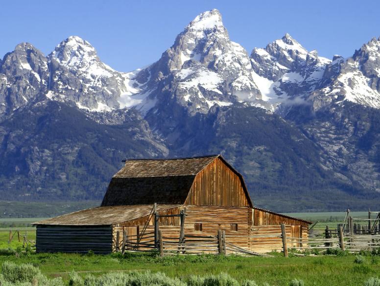 Wyoming - voyage etats unis