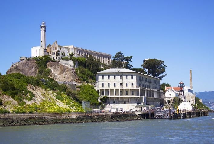 Alcatraz road trip etats unis