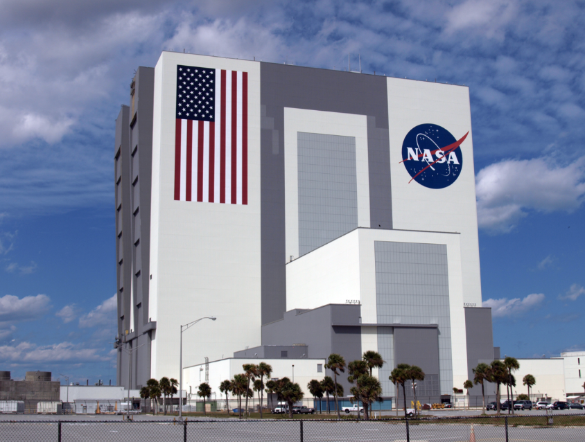 Centre spacial Kennedy de la Nasa Floride road trip voyage