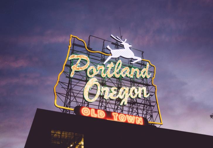 Portland Oregon Ouest etats unis voyage road trip