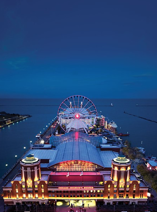Navy Pier Chicago USA