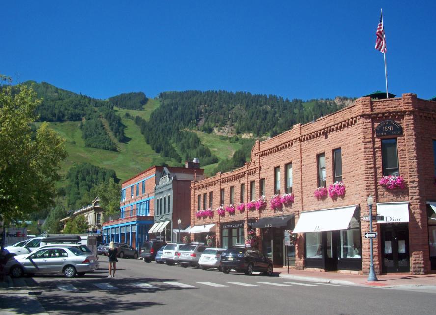 Aspen Colorado voyage