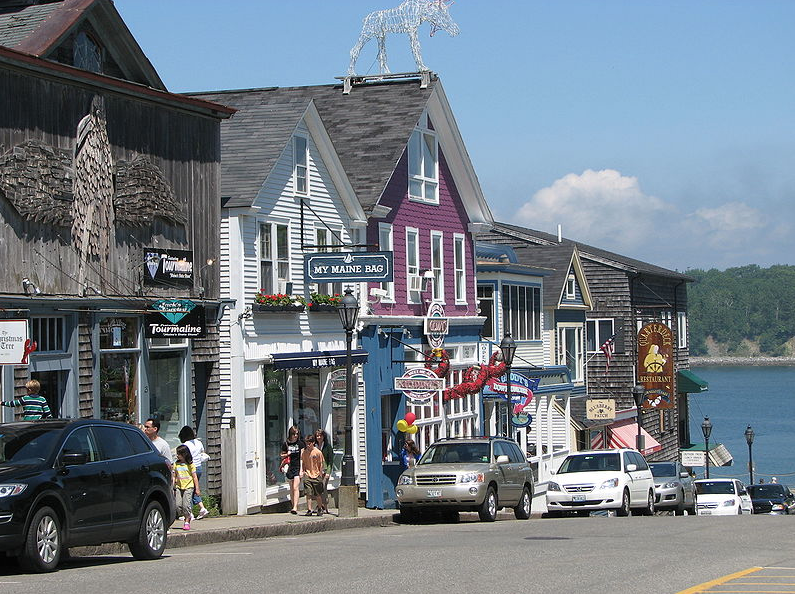 Bar Harbor maine voyage etats unis road trip usa